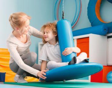 Sensory integration therapy